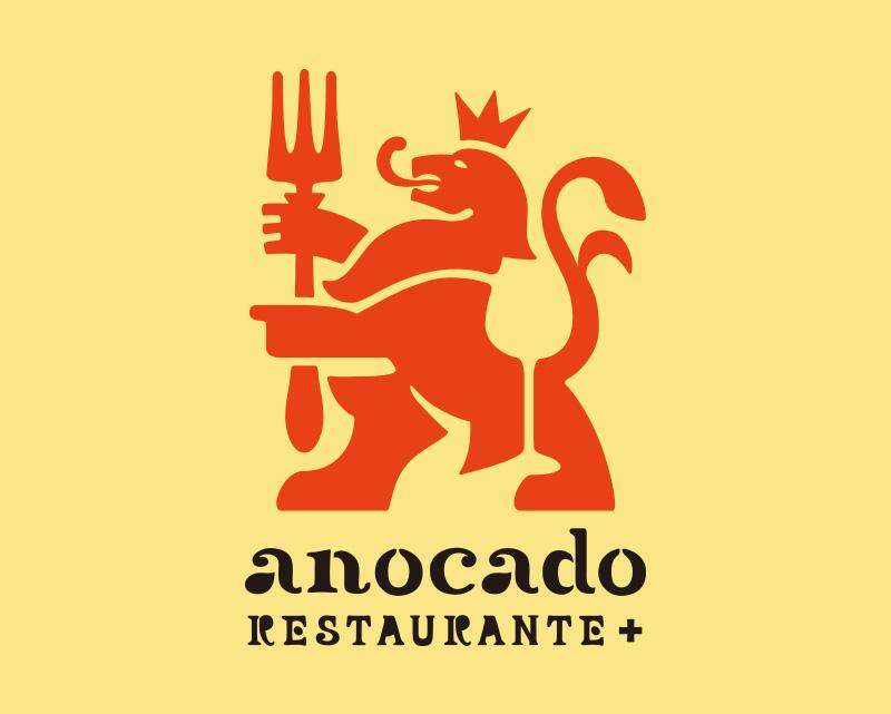 スペイン料理レストランのロゴ-アルニコデザイン
