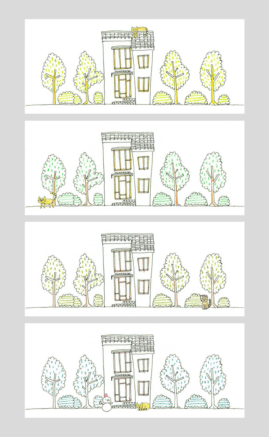 美容室のホームページデザイン