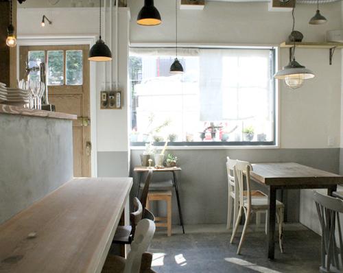 サジロカフェの新店舗 tendreタンドル