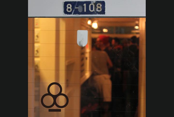 カフェのロゴ・ショップカード - アルニコデザイン