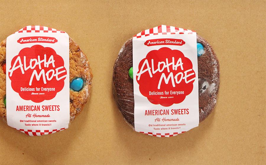 焼菓子・クッキーの包装パッケージアイデア - アルニコデザイン