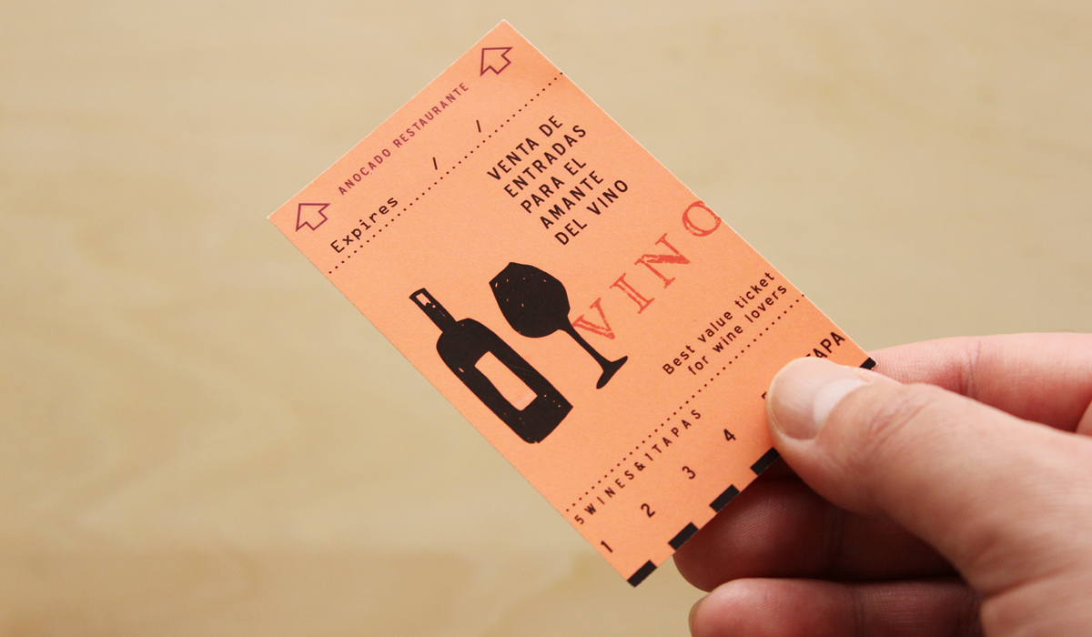 anocadoワインチケット-アルニコデザイン